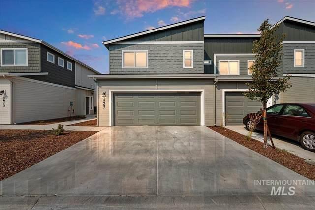 5667 E Bollo, Nampa, ID 83687 (MLS #98818879) :: Build Idaho