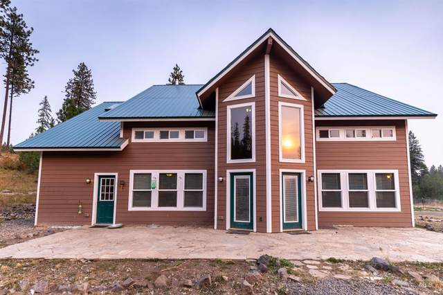 1378 Old Avon Rd, Deary, ID 83823 (MLS #98818898) :: Full Sail Real Estate