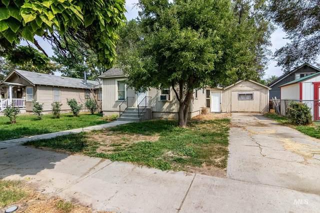 319 Fillmore, Caldwell, ID 83605 (MLS #98818903) :: Michael Ryan Real Estate