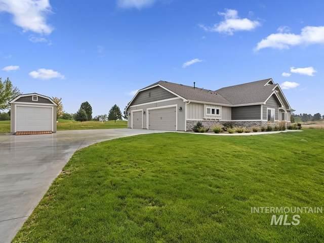 22462 Aura Vista Way, Caldwell, ID 83607 (MLS #98818904) :: Team One Group Real Estate