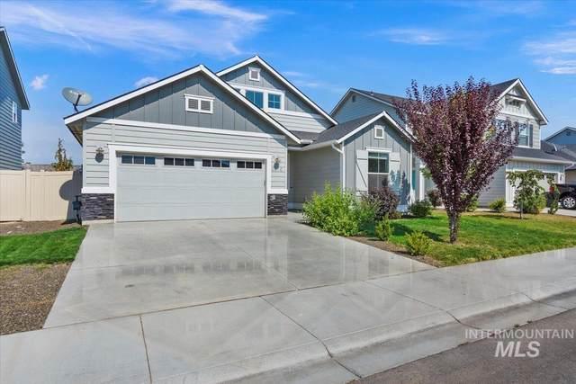 4676 W Silver River Street, Meridian, ID 83646 (MLS #98818914) :: Build Idaho