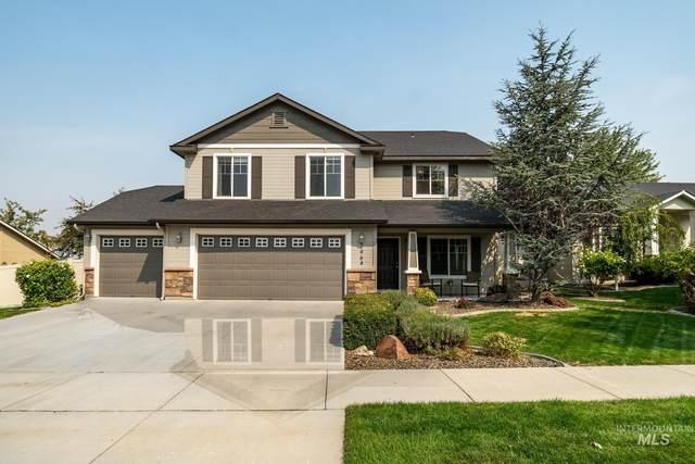 2464 W Cerulean, Kuna, ID 83634 (MLS #98818938) :: Build Idaho