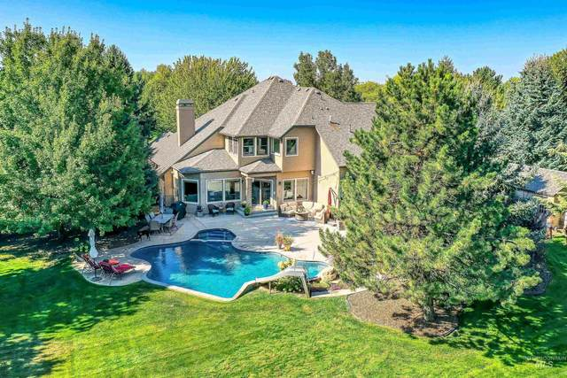 1348 W. Stafford Drive, Eagle, ID 83616 (MLS #98818950) :: Build Idaho