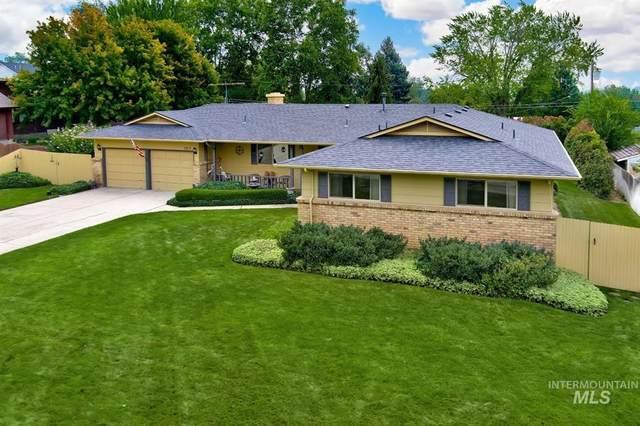 5013 Hillside Ave, Boise, ID 83703 (MLS #98818959) :: Build Idaho