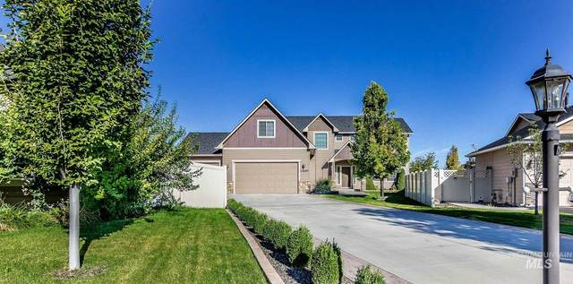 13697 S Coquille St, Nampa, ID 83651 (MLS #98818965) :: New View Team