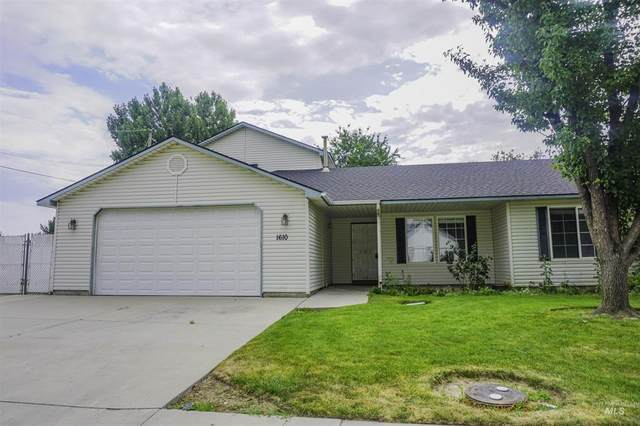 1610 N Ohio Ave, Caldwell, ID 83605 (MLS #98818970) :: Jon Gosche Real Estate, LLC