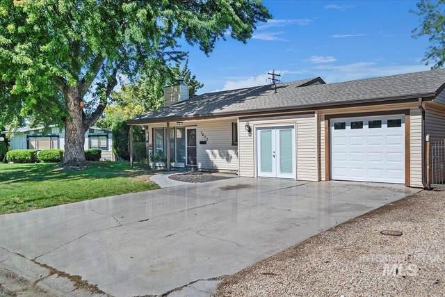 7422 W Wesley Drive, Boise, ID 83704 (MLS #98818975) :: Juniper Realty Group