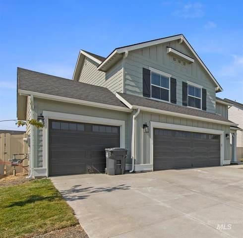 1306 Fawnsgrove Way, Caldwell, ID 83605 (MLS #98818983) :: Build Idaho