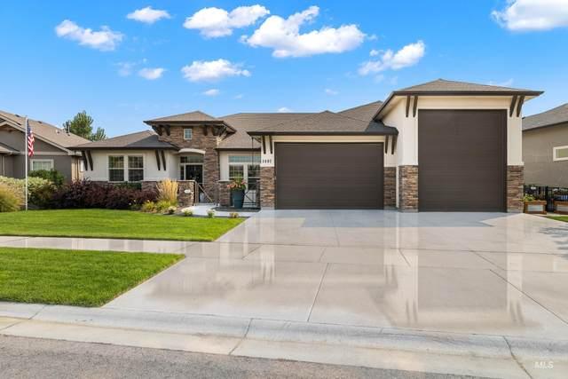 1492 N Bowknot Lake Way, Star, ID 83669 (MLS #98818994) :: Build Idaho