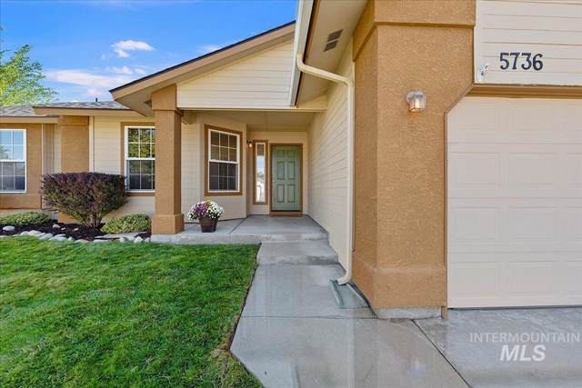 5736 S Orchid Way, Boise, ID 83716 (MLS #98819000) :: Michael Ryan Real Estate