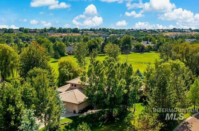 981 W Bankside Dr, Eagle, ID 83616 (MLS #98819013) :: Michael Ryan Real Estate