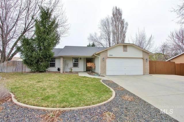 5564 S Indigo Pl, Boise, ID 83716 (MLS #98819027) :: Build Idaho