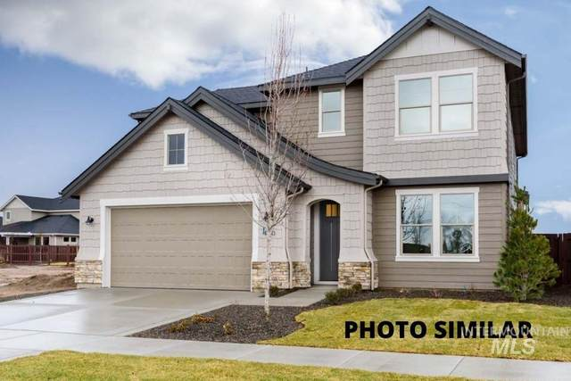 4865 S Colusa Ave, Meridian, ID 83642 (MLS #98819053) :: Juniper Realty Group
