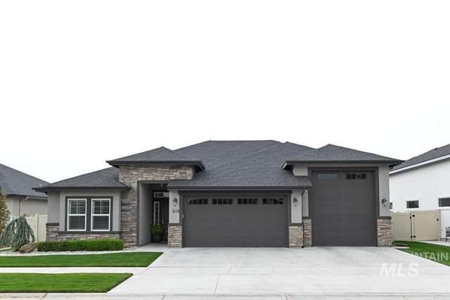 1129 N Racing Water Way, Eagle, ID 83616 (MLS #98819068) :: Scott Swan Real Estate Group