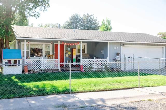 420 Oak Court, Mountain Home, ID 83647 (MLS #98819093) :: Bafundi Real Estate