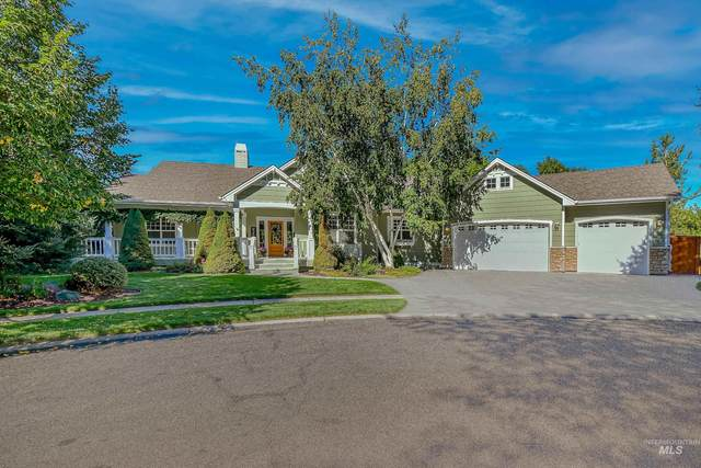 676 E Cloverhill Ct, Eagle, ID 83616 (MLS #98819096) :: Michael Ryan Real Estate