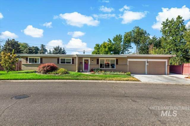 5811 W Poplar, Boise, ID 83704 (MLS #98819098) :: Epic Realty