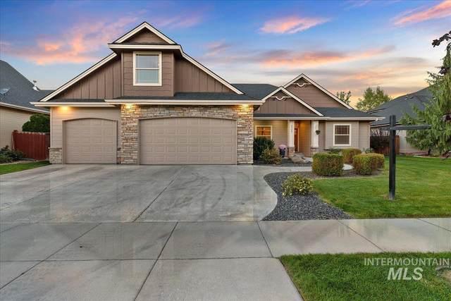 2306 W Anatole Street, Meridian, ID 83646 (MLS #98819100) :: City of Trees Real Estate