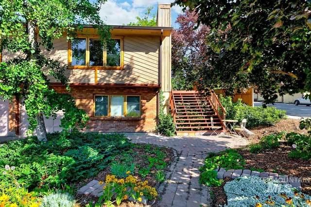 1100 W Pelar Drive, Boise, ID 83702 (MLS #98819104) :: Jon Gosche Real Estate, LLC