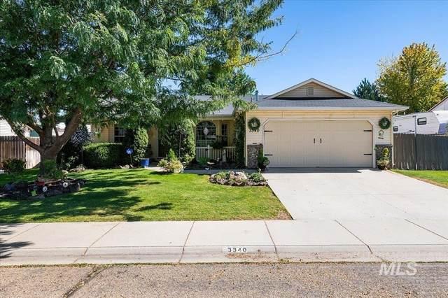 3340 N Morello Ave., Meridian, ID 83646 (MLS #98819106) :: Build Idaho