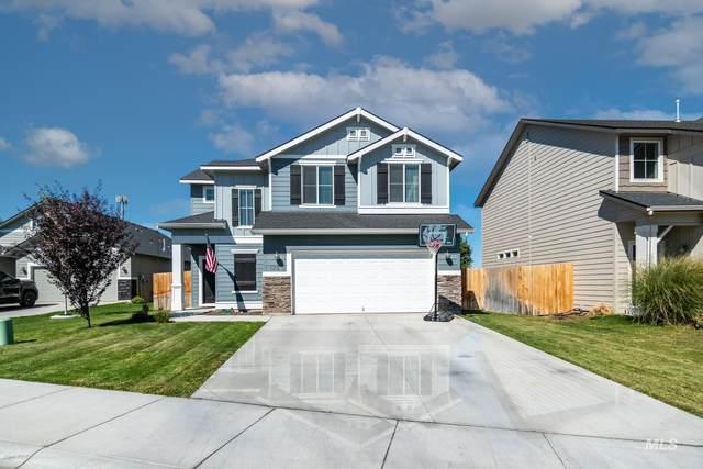 1256 W Apple Pine, Meridian, ID 83646 (MLS #98819120) :: Team One Group Real Estate