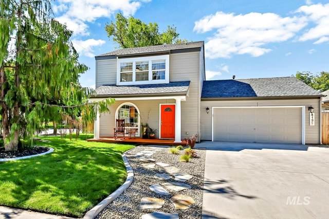 4133 N Waterford Pl, Boise, ID 83703 (MLS #98819124) :: Jon Gosche Real Estate, LLC
