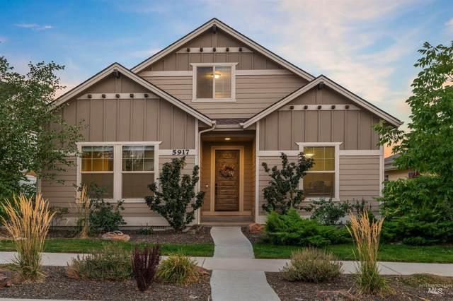 5917 W Beaufort Street, Boise, ID 83714 (MLS #98819126) :: City of Trees Real Estate