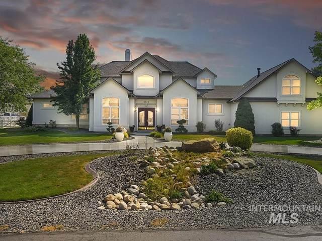 6126 N Serenity Ln, Meridian, ID 83646 (MLS #98819133) :: Build Idaho