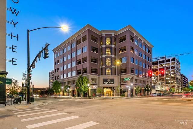 1112 W Main Street #603, Boise, ID 83702 (MLS #98819136) :: Jon Gosche Real Estate, LLC