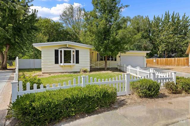 3007 N Arthur Cir., Boise, ID 83703 (MLS #98819144) :: Jon Gosche Real Estate, LLC