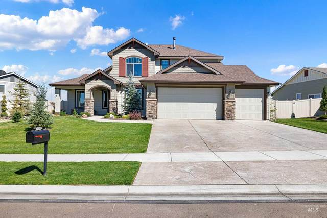 12820 S Orenco Way, Nampa, ID 83686 (MLS #98819145) :: Boise River Realty