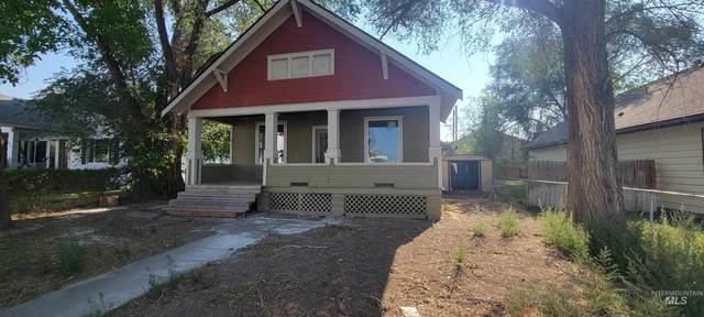 435 W 2nd, Twin Falls, ID 83301 (MLS #98819148) :: Scott Swan Real Estate Group