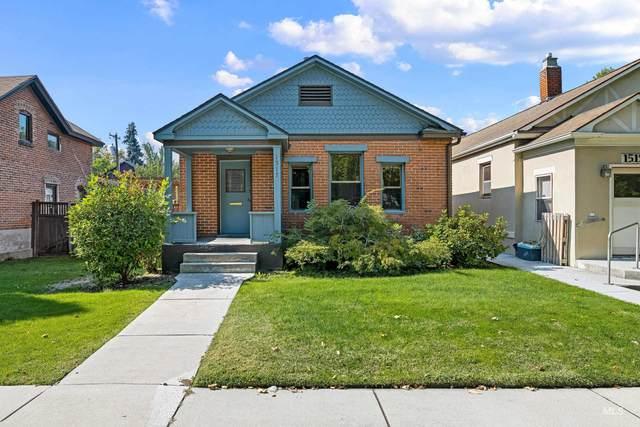 1517 W Hays St, Boise, ID 83702 (MLS #98819149) :: Jon Gosche Real Estate, LLC