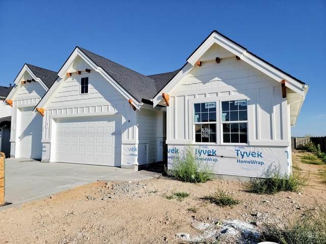 2172 E Timber Trail St, Kuna, ID 83634 (MLS #98819152) :: Build Idaho