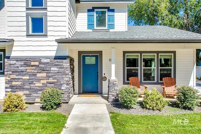 5512 W Targee Street, Boise, ID 83705 (MLS #98819156) :: Boise Home Pros