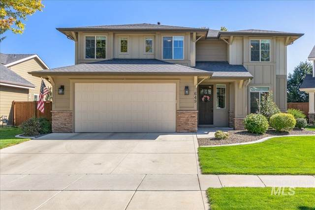 649 W Producer Drive, Meridian, ID 83646 (MLS #98819162) :: Juniper Realty Group