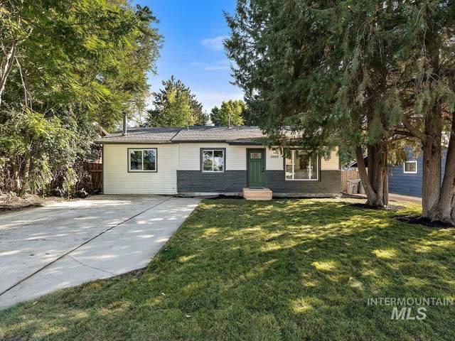 2002 Terrace Dr., Caldwell, ID 83605 (MLS #98819174) :: Jon Gosche Real Estate, LLC
