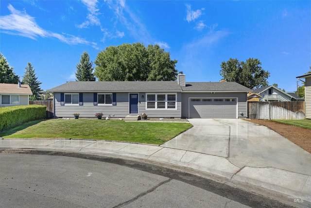 5677 N Millwright Avenue, Garden City, ID 83714 (MLS #98819188) :: Beasley Realty