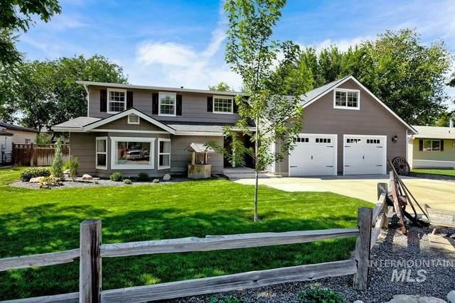 149 S Riverview Street, Eagle, ID 83616 (MLS #98819189) :: Michael Ryan Real Estate