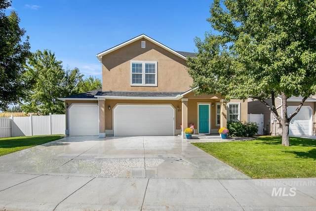1155 N Cheshire, Kuna, ID 83634 (MLS #98819190) :: Build Idaho