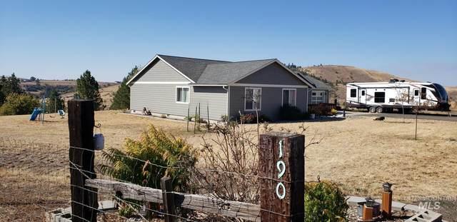 190 Golden Acres Drive, Grangeville, ID 83530 (MLS #98819200) :: Build Idaho