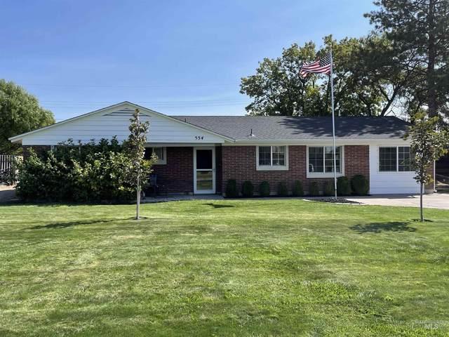 554 Lynwood Blvd, Twin Falls, ID 83301 (MLS #98819205) :: Build Idaho