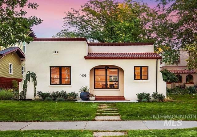 1608 N 21st St, Boise, ID 83702 (MLS #98819211) :: Jon Gosche Real Estate, LLC