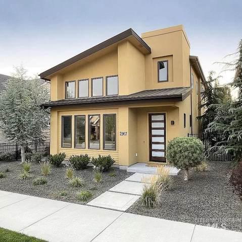 2917 S Honeycomb Way, Boise, ID 83716 (MLS #98819214) :: Build Idaho