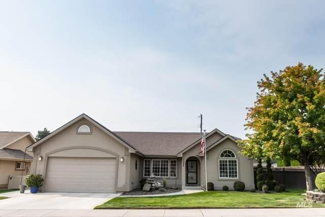 1508 Brookside Loop, Twin Falls, ID 83301 (MLS #98819224) :: Build Idaho