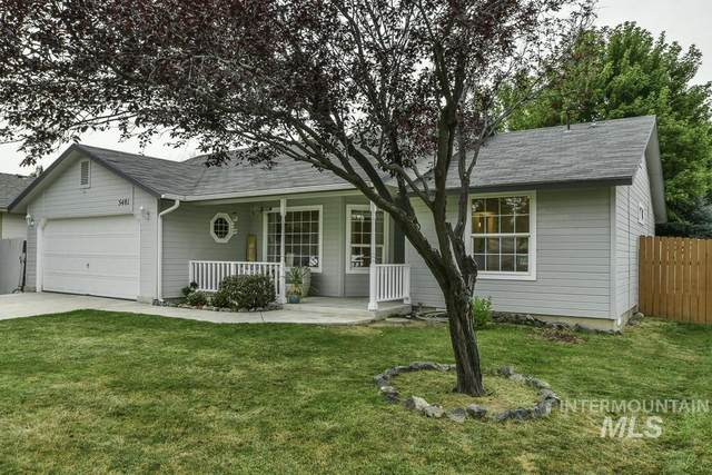 5481 S Veronica, Boise, ID 83716 (MLS #98819228) :: Idaho Real Estate Advisors