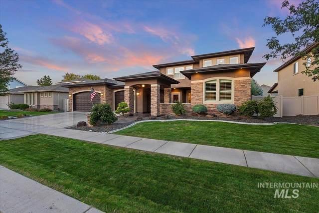 3892 S Basilica Way, Meridian, ID 83642 (MLS #98819236) :: Scott Swan Real Estate Group