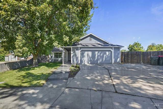 1822 W Tracy Court, Meridian, ID 83646 (MLS #98819244) :: Build Idaho