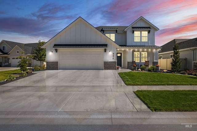 9274 S Palena Place, Kuna, ID 83634 (MLS #98819253) :: Build Idaho