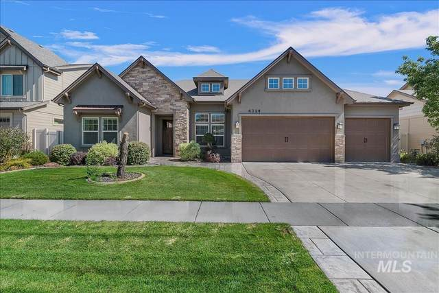 4314 S Montague Way, Meridian, ID 83642 (MLS #98819254) :: Boise River Realty